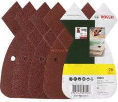 Bosch Schleifblatt-Set für B&D Mouse 25-teilig, Schleif- / Poliermittel