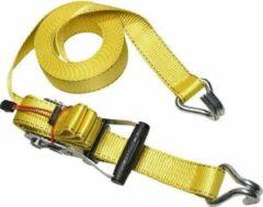 Gele MasterLock Spanband met ratel 8,25mx35mm 3059EURDAT