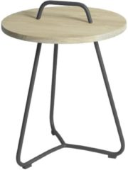 Max&Luuk Ava side table diameter48,5x63 cm anthracite