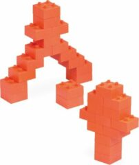 Oranje Wonder-World Knikkerbaan tools Wonderworld Bricks 21x18 cm