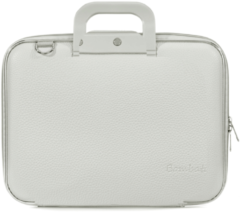 Grijze Bombata Medio Hardcase Laptoptas 13 inch Grey