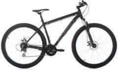 MTB Hardtail Twentyniner Xceed 29 Zoll KS Cycling schwarz