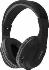 Promate Tempo-BT Herlaadbare Draadloze Over-Ear Headset / Koptelefoon (Zwart)