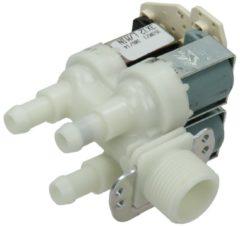 Miele Magnetventil 3-fach 90° 11,5mmØ (gewinkelt, mit Platine) für Waschmaschinen 4035200