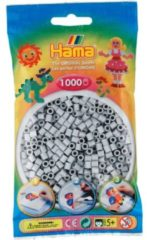 Licht-grijze Strijkkralen Hama - 1000 stuks - Lichtgrijs