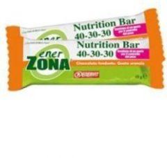 Enervit Enerzona nutrition bar sostituto pasto cioccolato fondente arancia 1 busta