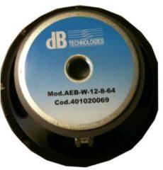 DB Technologies Woofer 12 zoll für 412MK2, M12-4P + Live 402