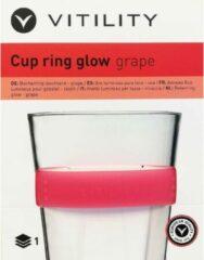 Vitility Cup ring glow grape