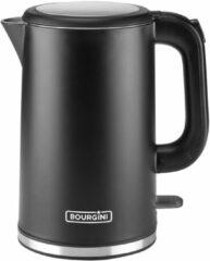 Zilveren Bourgini Waterkoker Cool Touch - 1,7 Liter