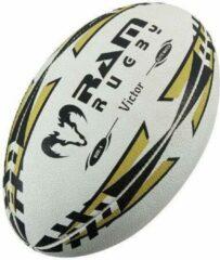 New Victor Elite rugbybal - Ultieme wedstrijdbal - 3D grip - Maat 5