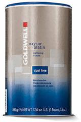 Blauwe Goldwell - Oxycur - Platin Dust-Free - Lightening Powder - 500 gr