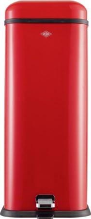Afbeelding van Rode Prullenbak Superboy - - met demper - 20 Liter - Wesco