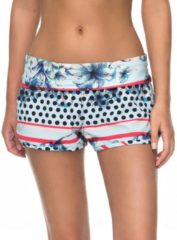 Blue Roxy Endless Summer Printed Boardshorts
