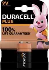 Duracell Plus Alkaline 9V batterijen - 1 stuk