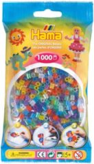 Hama beads Strijkkralen Hama - 1000 Stuks - Glitter mix
