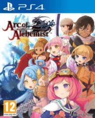 Idea Factory Arc of Alchemist /PS4