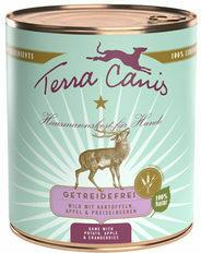 Terra Canis Grainfree - Wild met Aardappels - 6 x 800 g