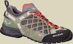 Salewa WS Wildfire S GTX Women Damen Zustiegsschuh Größe UK 5 magnet/hot coral