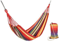 Huismerk Premium Hangmat Van Katoen - 190 x 80 cm