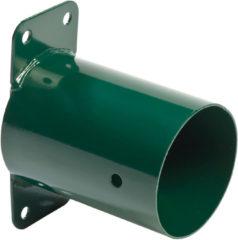 Groene Hermic Schommel Verbindingsstuk 'Muur' rond ∅ 100mm