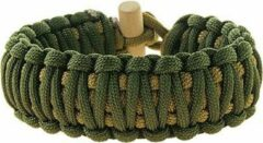 Klecker Knives Paracord Bracelet - Groen
