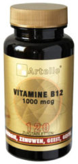 Artelle Vitamine B12 1000 mcg 120 Zuigtabletten