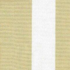 Acrisol Listado Beige wit gestreept 29 stof per meter buitenstoffen, tuinkussens, palletkussens