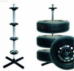 Pro+ Autobandenrek Velgenstandaard aluminium XL voor 4 banden