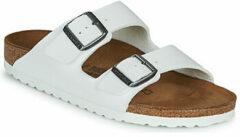 Witte Slippers Birkenstock ARIZONA