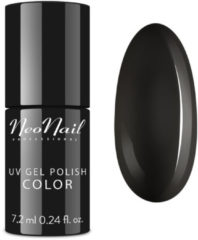 NEONAIL UV Gel Polish Color lakier hybrydowy 2996-7 Pure Black 7,2ml