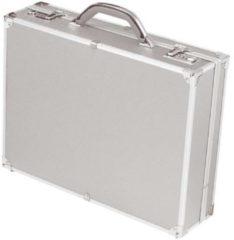 Zilveren Alumaxx Aluminium Aktekoffer Octan