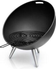 Zwarte FireGlobe Grillrooster - Ø 38 cm - Eva Solo