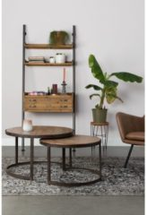 Wants and Needs Wants&Needs Salontafel Jack Set Naturel 46 x Ø74