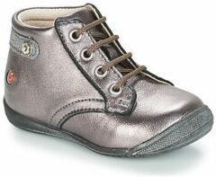 Zilveren Laarzen GBB NICOLE