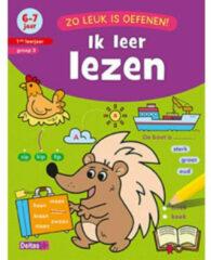 Deltas Boek Zo Leuk is Oefenen Ik Leer Lezen (6-7 jaar)