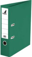 Ordner Kangaro A4 2r 75mm PP/ PP groen K-3000K144