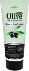 HerbOlive Gezichtscrème voor Mannen *Olijfolie & Granaatappel* 50ml