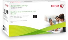 Xerox Zwarte toner cartridge. Gelijk aan Brother TN3230. Compatibel met Brother DCP-8070D/8080DN/8085DN, HL-5340D/5350DN, 5370DW/5380DN, MFC-8370DN/8880DN/8890DW, 8480DN/8680DN