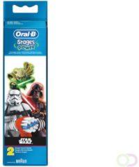 Oral-B Stages Power met Star Wars figuren Opzetborstels - Voordeelverpakking - 12 Stuks