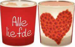 Rode Alle Liefde / Een lichtje voor jou :-)