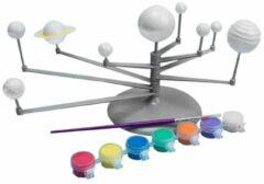 Merkloos / Sans marque Bouw je eigen Astronomisch speelgoedmodel zonnestelsel met 9 Sol - Speelgoed Kinderen jongens meisjes
