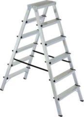 BRB-Lagertechnik BRB Doppelleiter, 2x6 Stufen