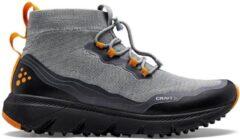 Craft Nordic Fuseknit Hydro Mid M All Terrain Running Shoe Grijs-Oranje Heren