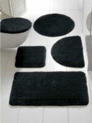 Zwarte Badkamerset uni