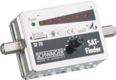 Schwaiger SF70 531 - SAT-Finder, 7 LED