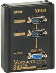 ATEN Technology ATEN VS 201 - Bildschirm-Switch - 2 x VGA VS201