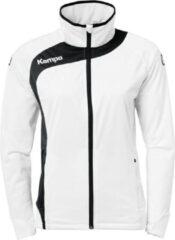 Kempa Peak Multi Jacket Dames Wit-Zwart Maat M