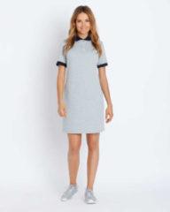 Fiora Blue Kleid mit Polokragen