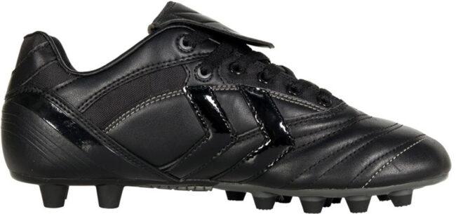 Afbeelding van Zwarte Hummel Nappa Nero FG Sportschoenen Unisex - Maat 45