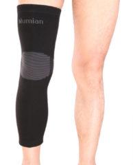 Meco Mumian A06 Classic knitting Warm Sports Long Knee Pad Knee Brace Support Sleeve - 1PC